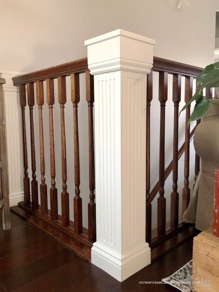 Railing-Redo-Post-Detail