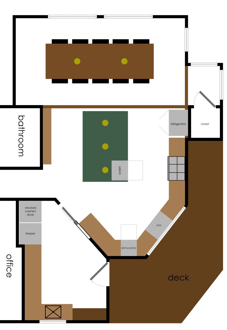 Kitchen Layout2