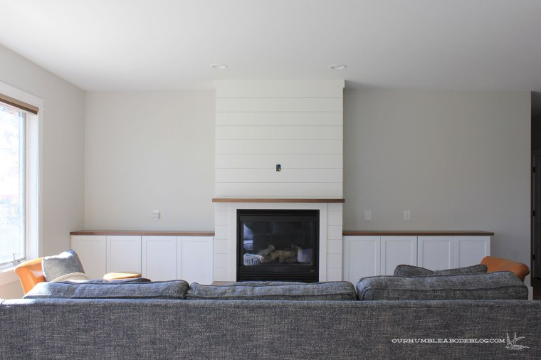 Shiplap-Fireplace-with-Built-in-Cabinets