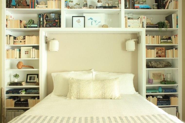 Guest-Bookshelves