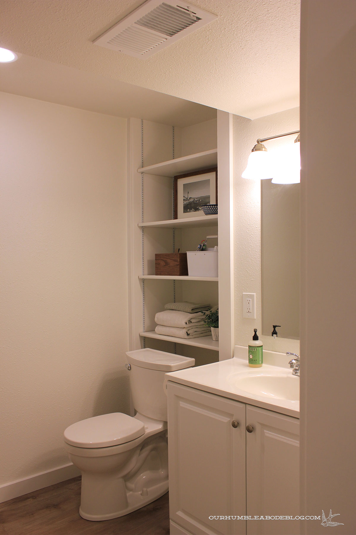 Basement-Bath-Addition-Vanity-and-Shelves-from-Laundry