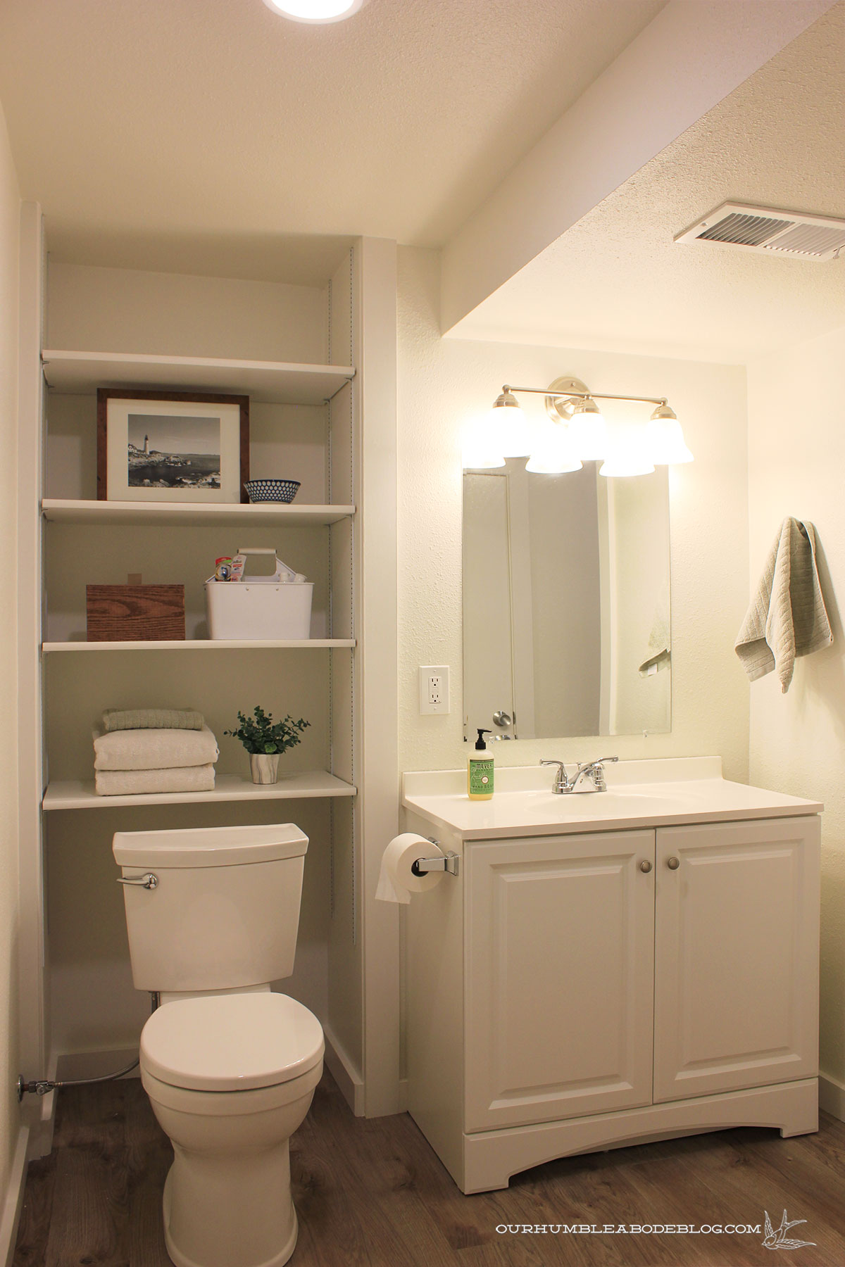 Basement-Bath-Addition-Vanity-and-Shelves-Vertical