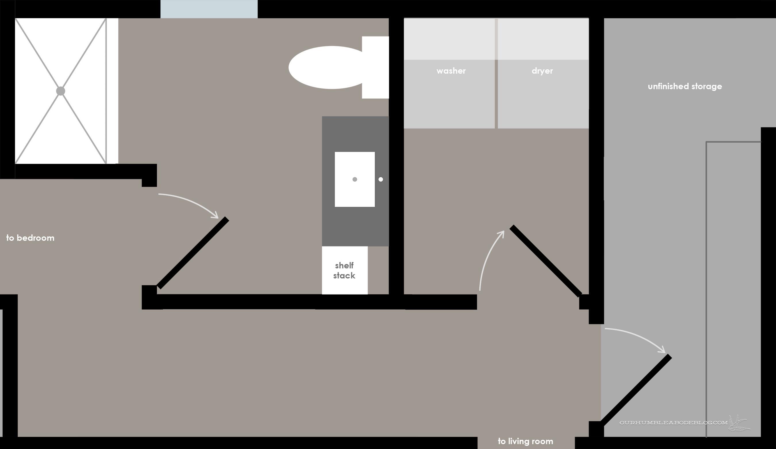 Basement-Bathroom-and-Laundry-Room-Plan